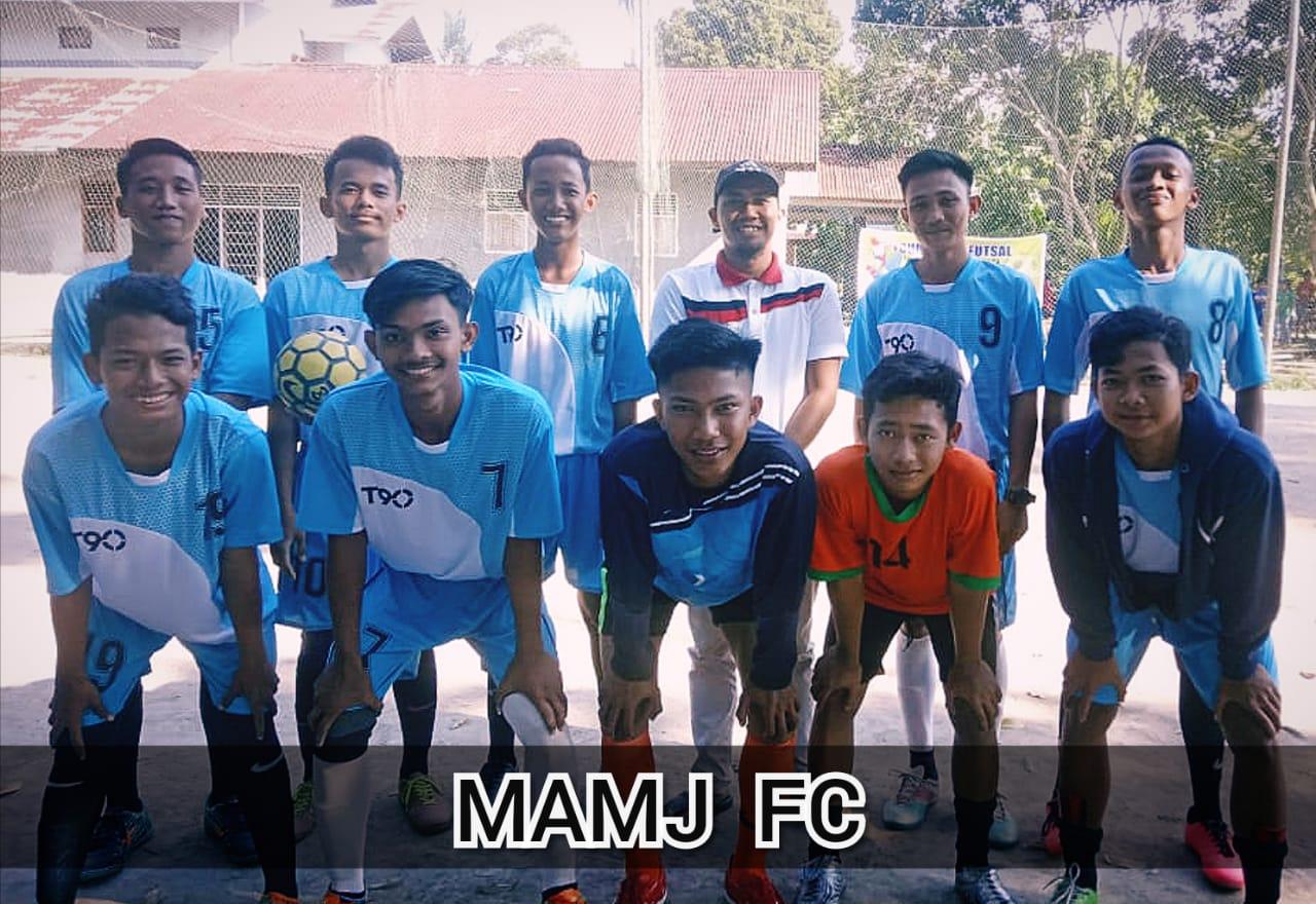 TIM FUTSAL MAMJ JUARA 3 TURNAMEN PGRI BANTAN CUP 2019