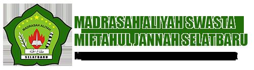 Website MAS Miftahul Jannah